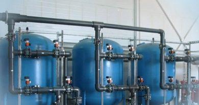 Фильтры воды для промышленности