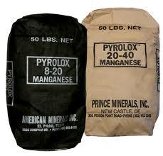 Фильтрующий материал Pyrolox для предприятий