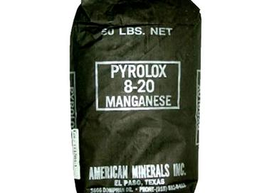 Фильтрующий материал Pyrolox для фильтров воды в коттеджи